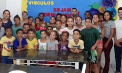 Grupos do CRAS/Serviço de Convivência e Fortalecimento de Vínculos -  Turno da manhã