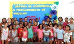 Grupo do CRAS/Serviço de Convivência e Fortalecimento de Vínculos - Turno da tarde