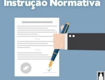 Instrução Normativa com relação ao período eleitoral 2020