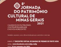 8ª Jornada do Patrimônio Cultural de Minas Gerais
