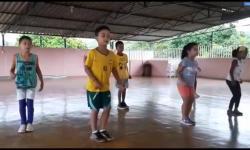 Oficina de Dança / Facilitador: José Renato  Turma: Sementinha - Iniciantes