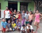 Oficina de Capoeira - Projeto do CRAS
